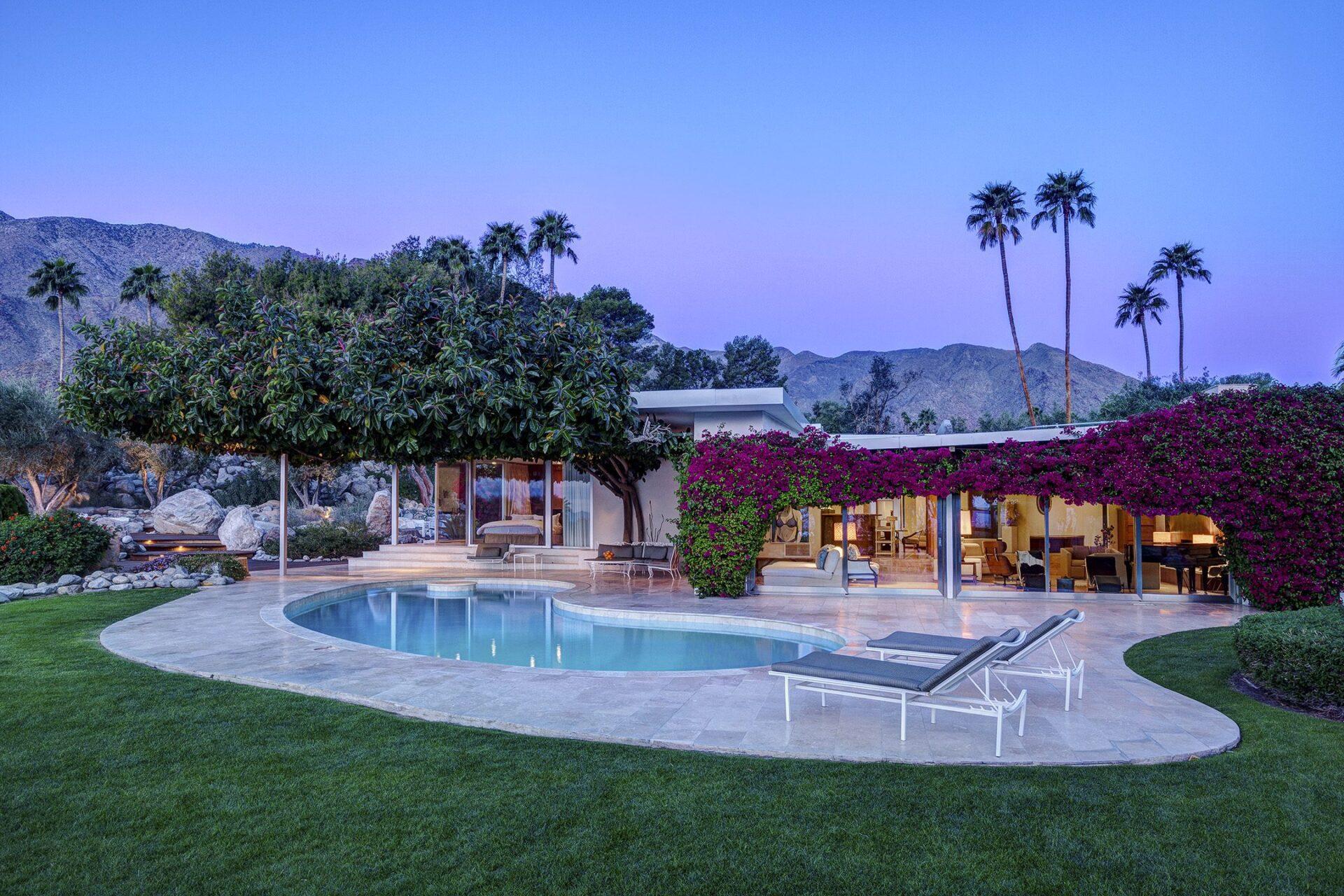 Frederick Loewe's Estate palm springs