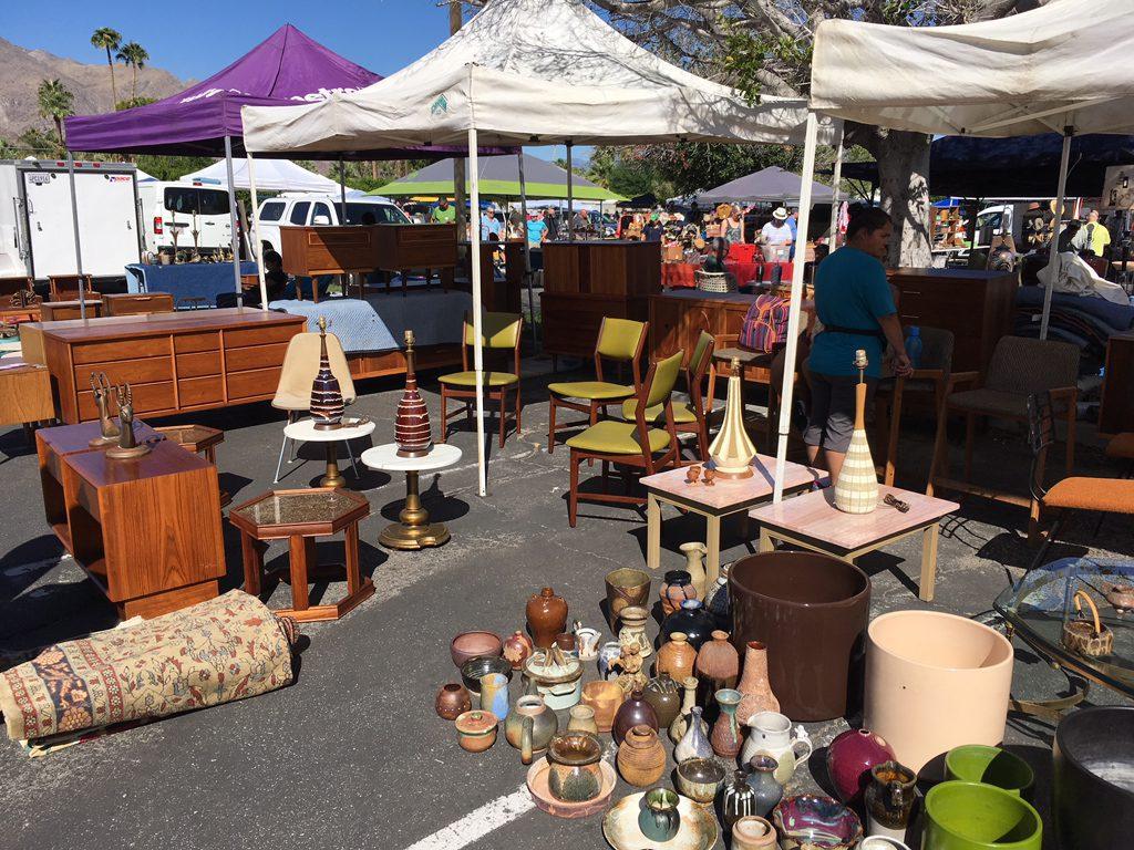 Vintage Market palm springs