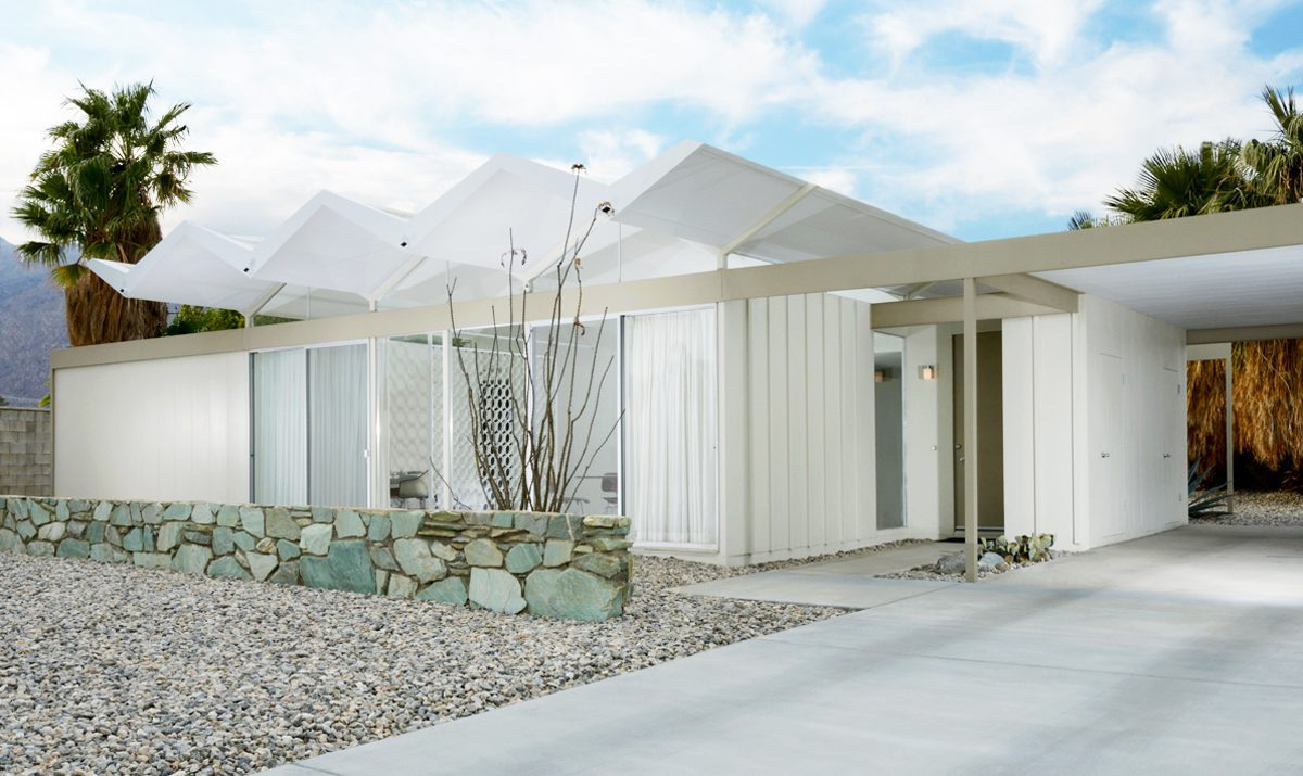 Donald Wexler steel house palm springs