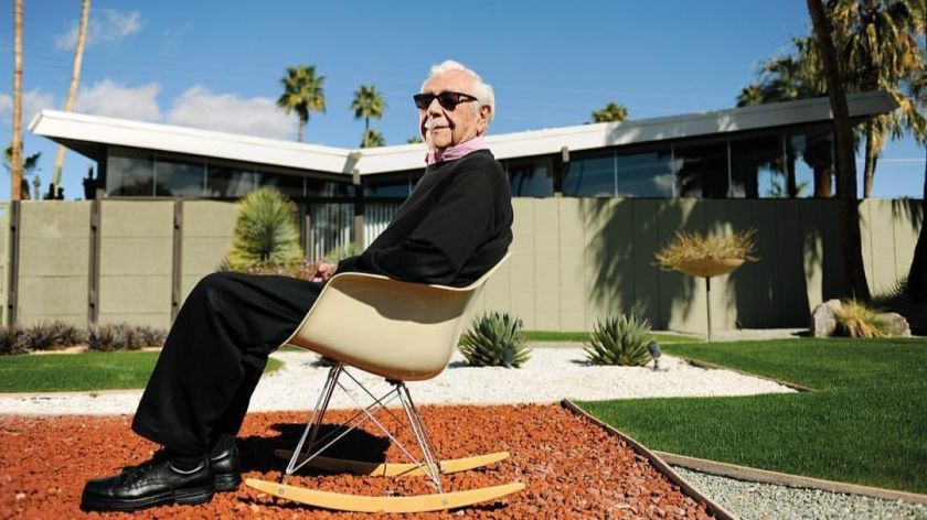 Architect William Krisel palm springs