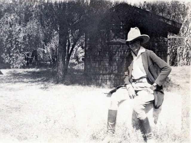 Harriet Cody palm springs