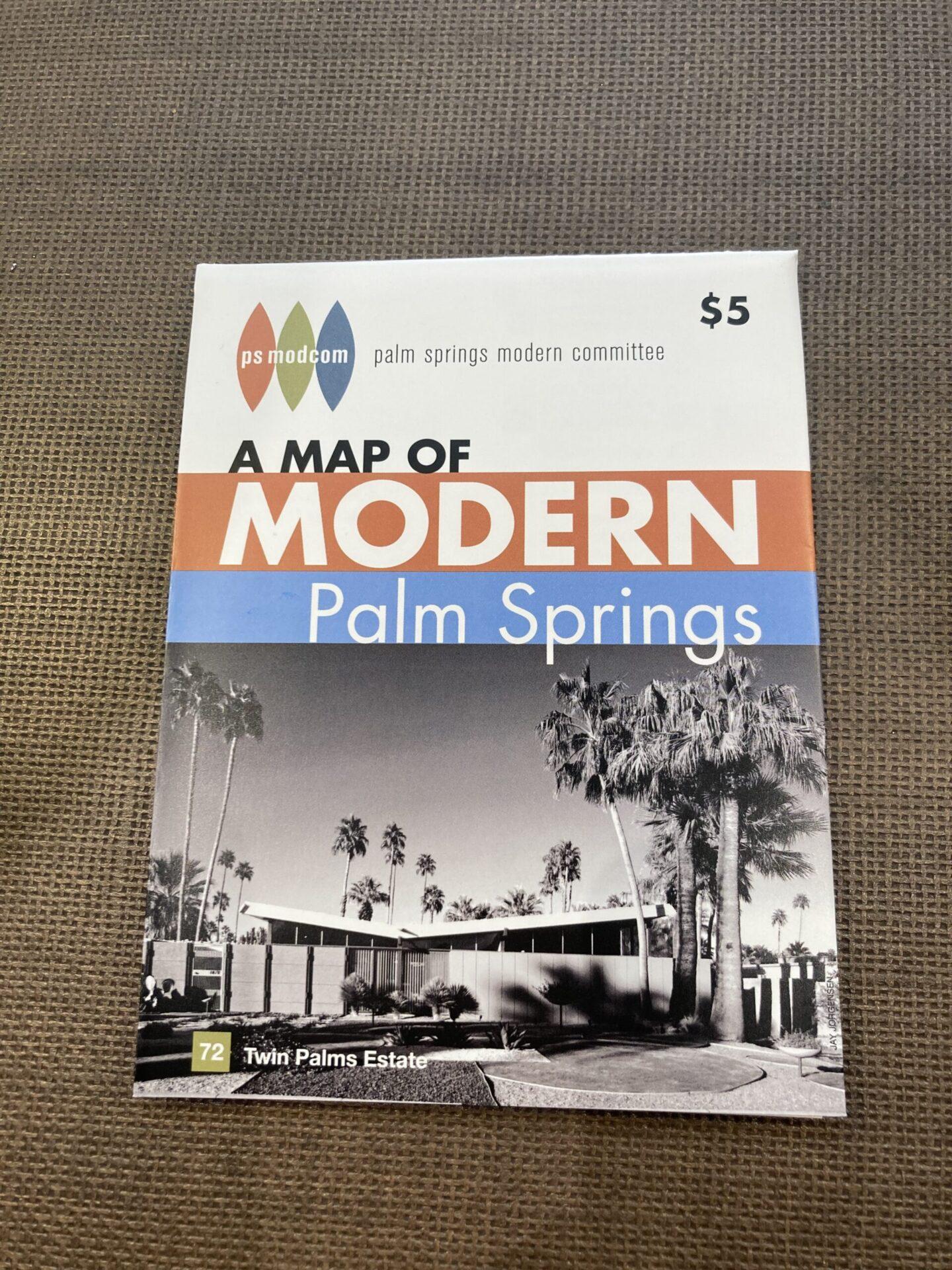 modernism map