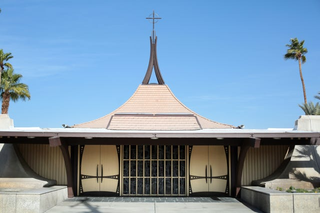 St. Theresa Catholic Church in palm springs
