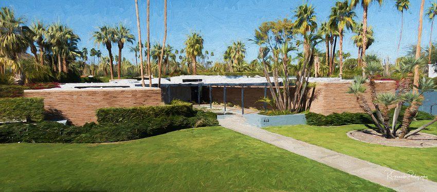 dinah shore estate palm springs
