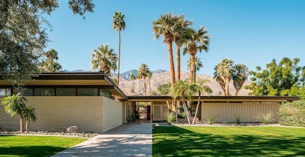 Leo Koerner Residence palm springs