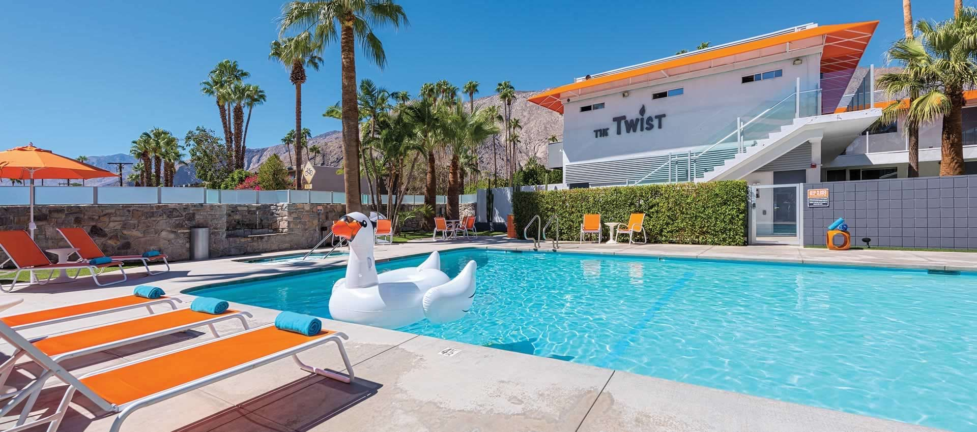 The Twist Palm Springs