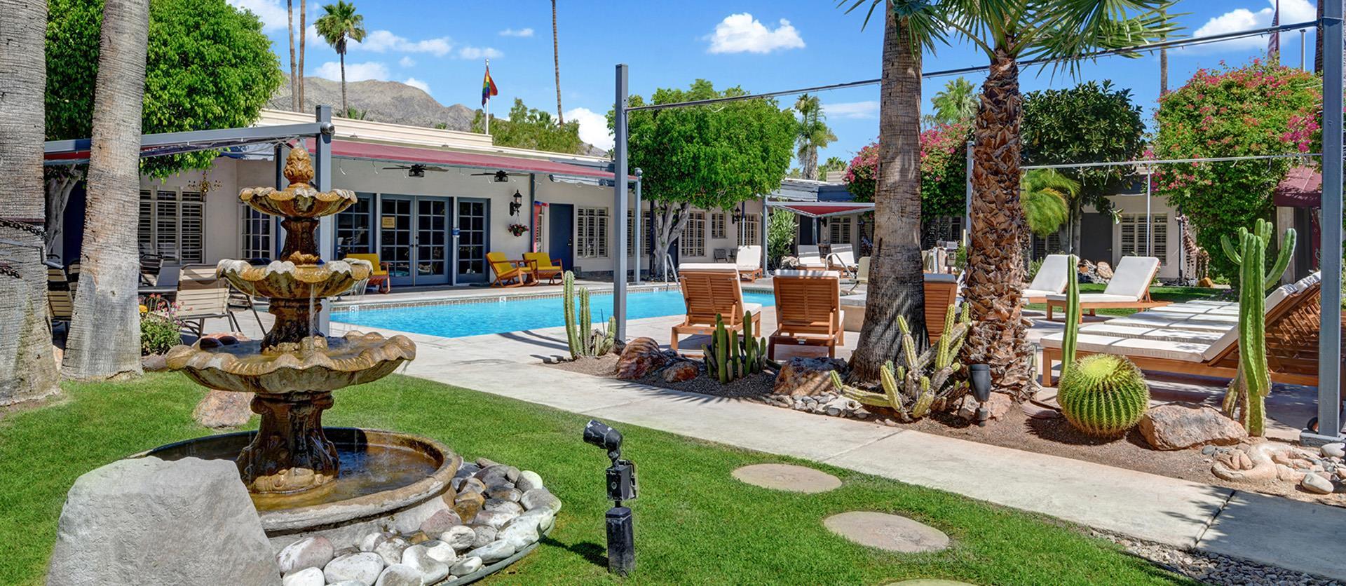 Desert Paradise Resort Palm Springs