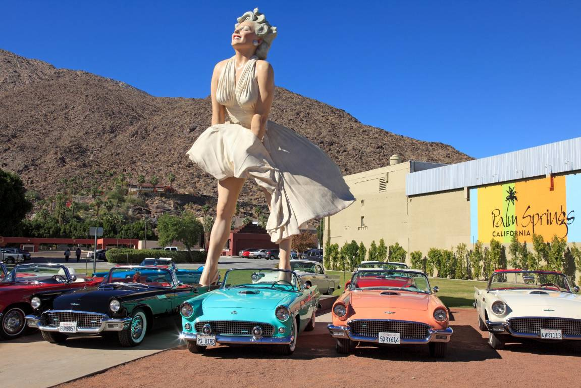 Forever Marilyn Palm Springs