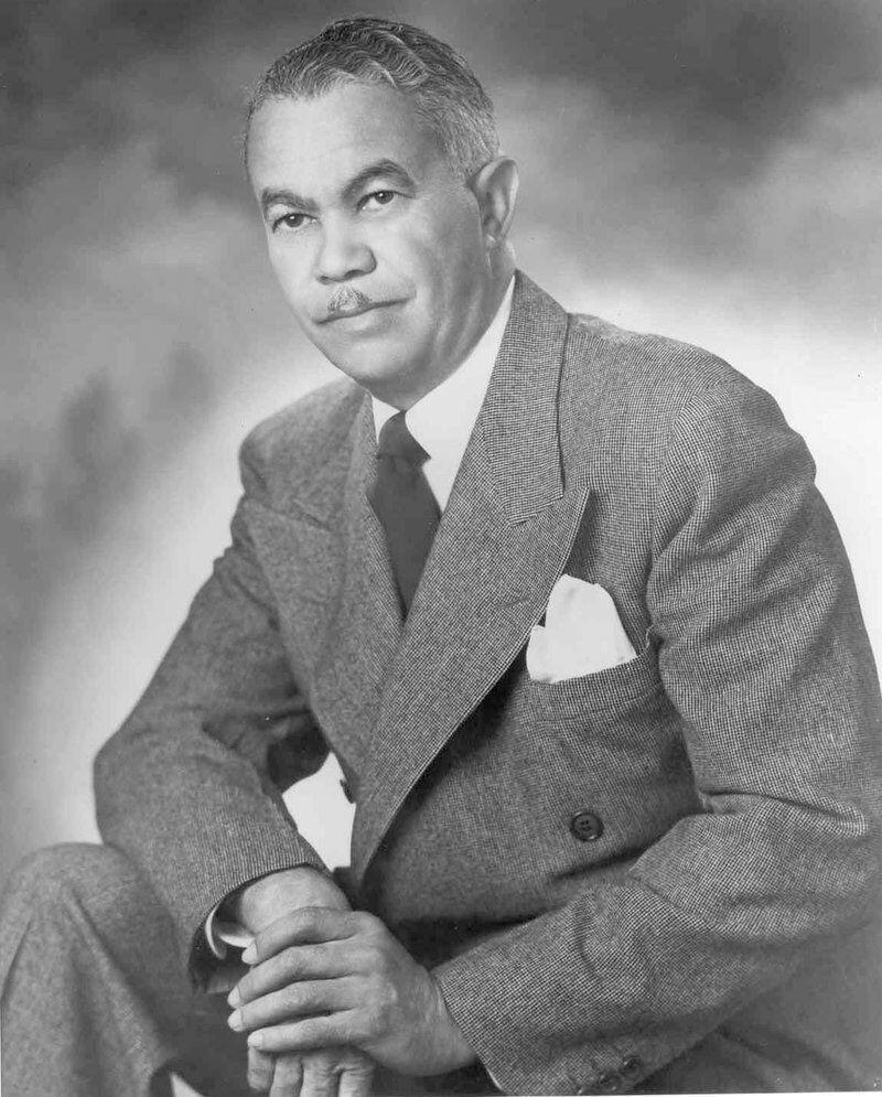 Architect Paul R. Williams Palm Springs