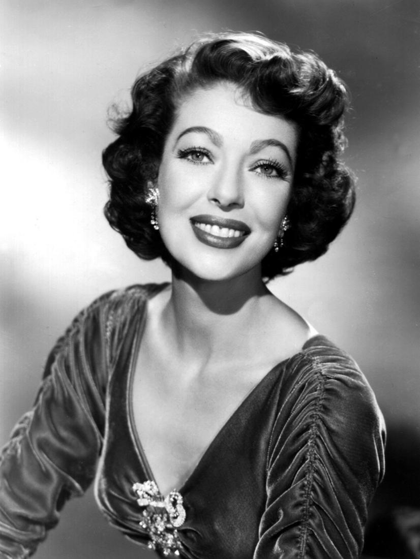 loretta young 1943