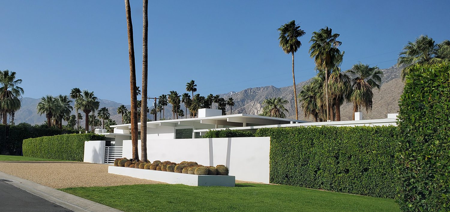 william holden home in palm springs