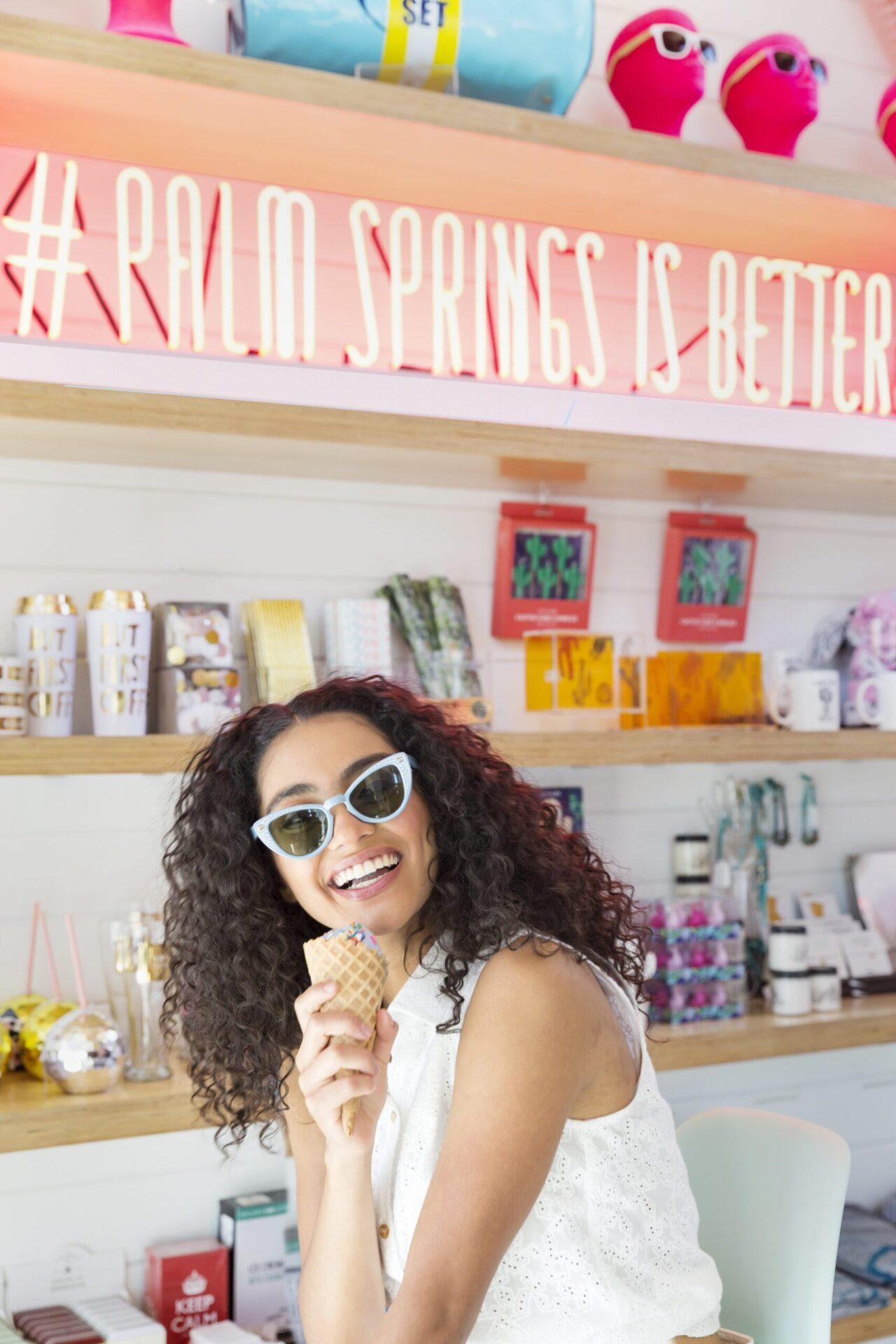 arrive ice cream shoppe