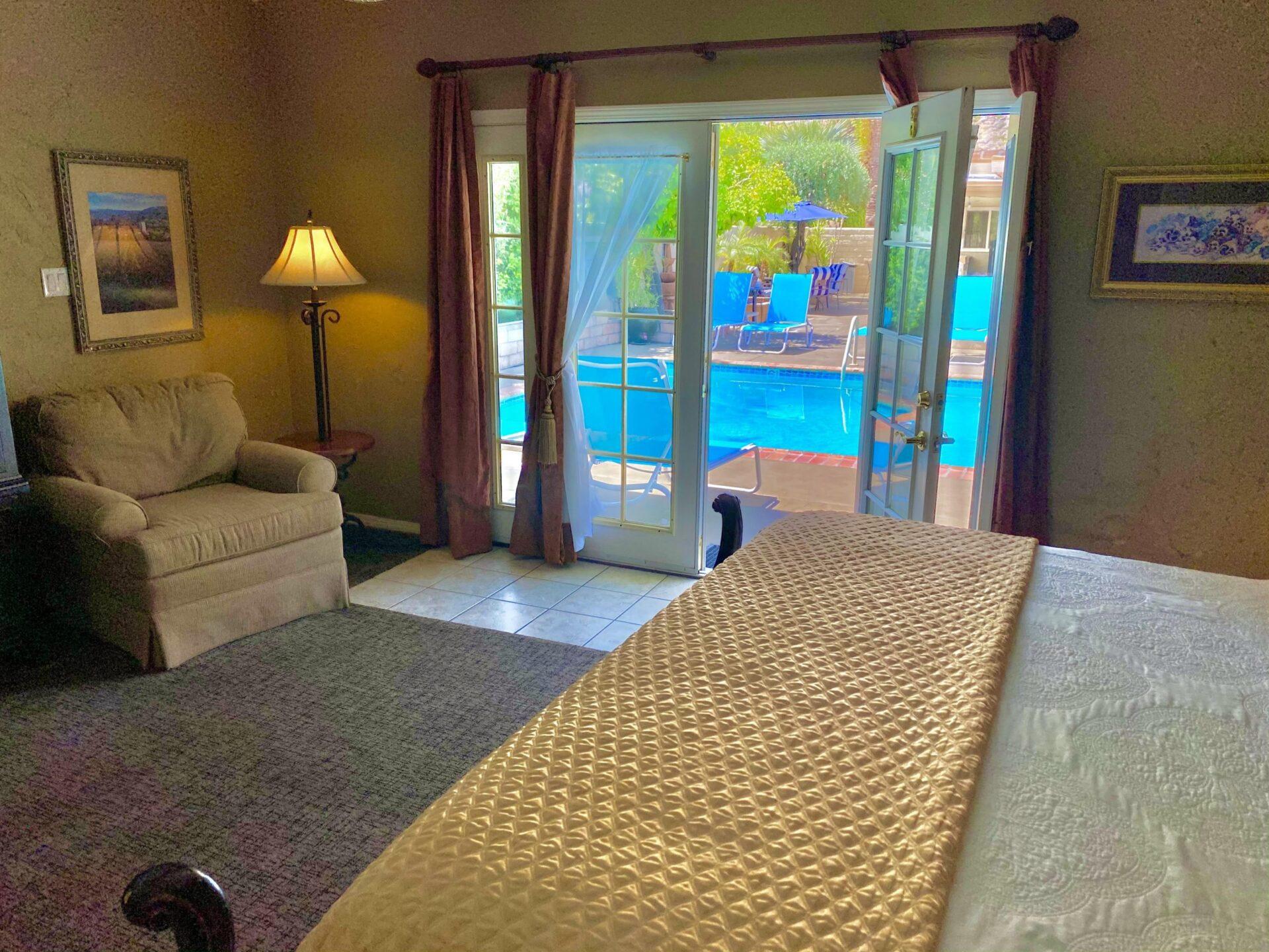 Room at Old Ranch Inn