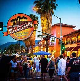 downtown photo of villagefest