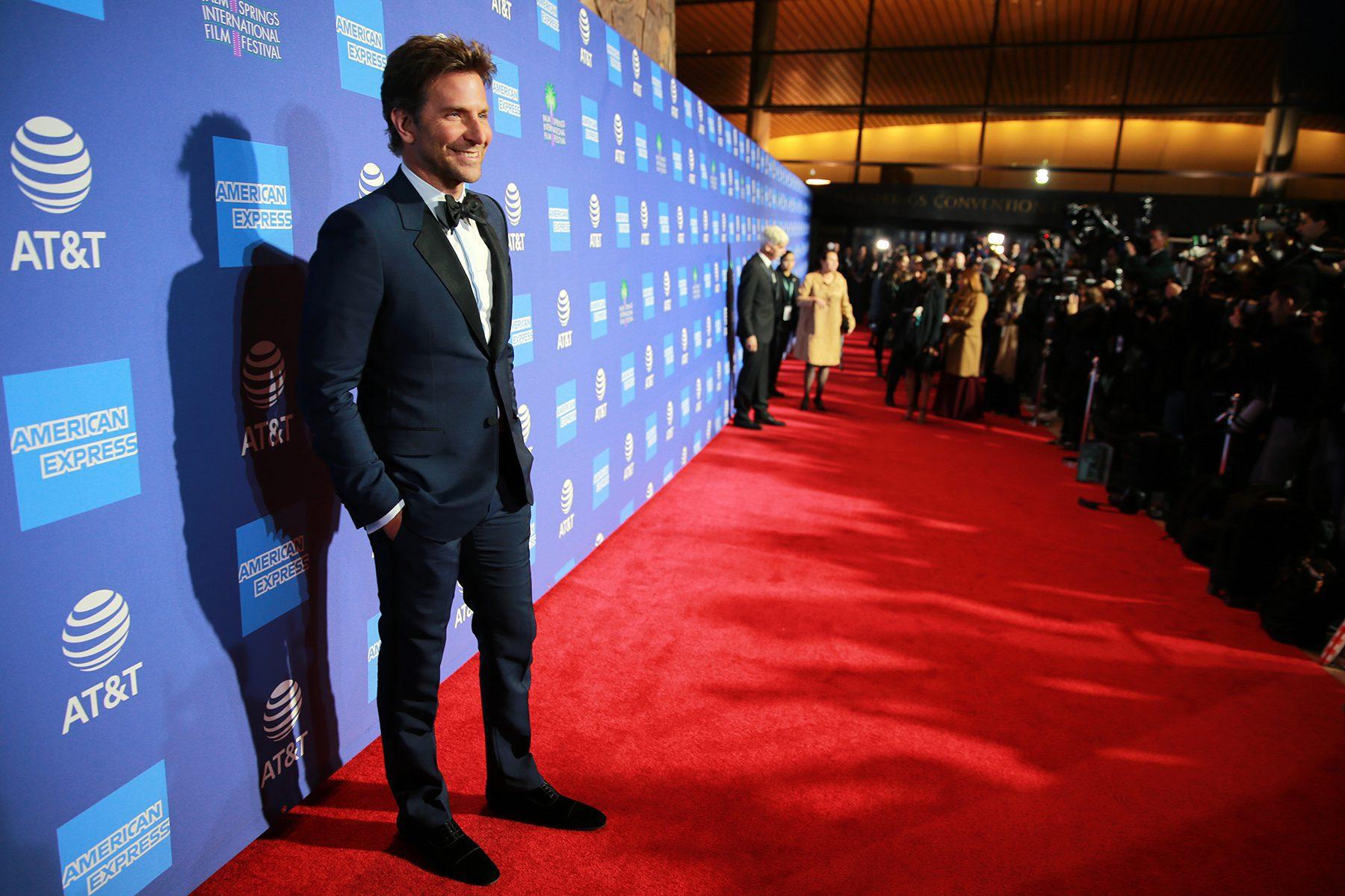 Bradley Cooper at Film Festival