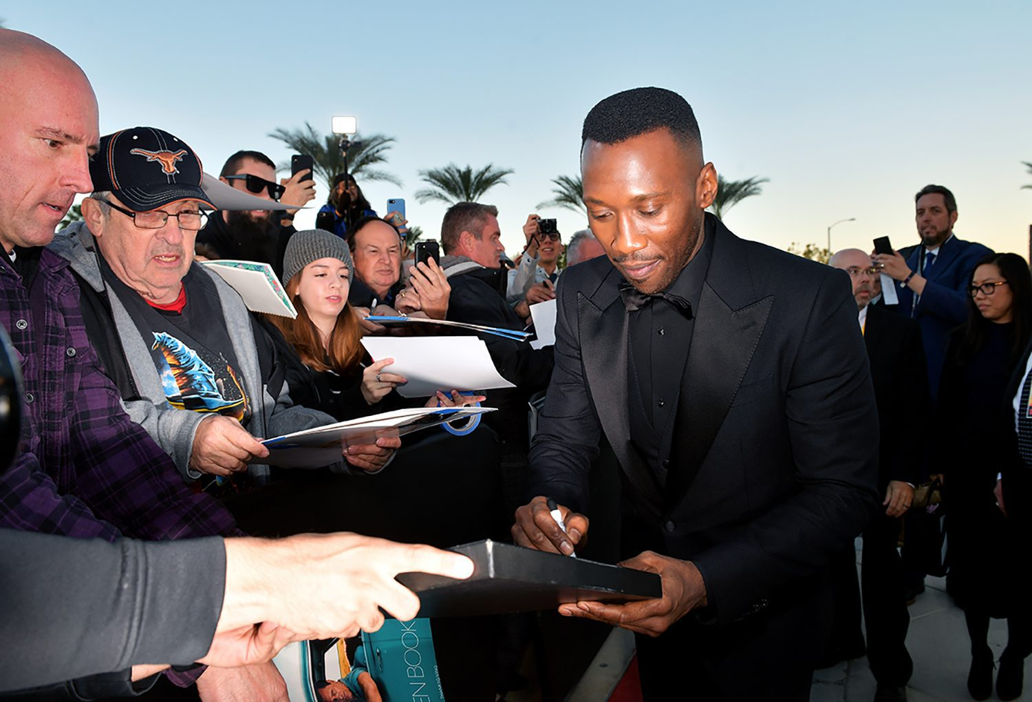 Mahershala Ali attends the 30th Annual Palm Springs International Film Festival Film Awards Gala at Palm Springs Convention Center on January 3, 2019 in Palm Springs, California. (Photo by Matt Winkelmeyer/Getty Images for Palm Springs International Film Festival )