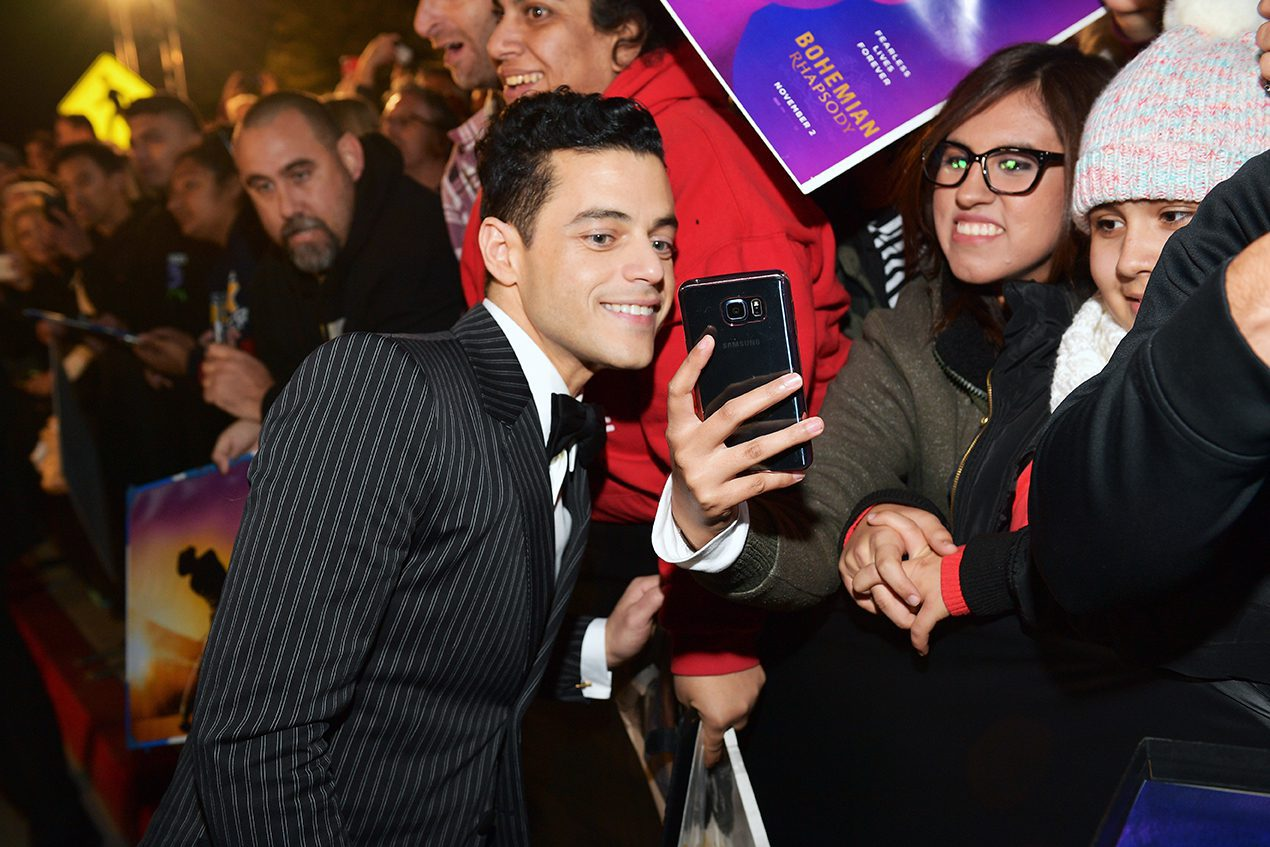 Rami Malek attends the 30th Annual Palm Springs International Film Festival Film Awards Gala at Palm Springs Convention Center on January 3, 2019 in Palm Springs, California. (Photo by Matt Winkelmeyer/Getty Images for Palm Springs International Film Festival )