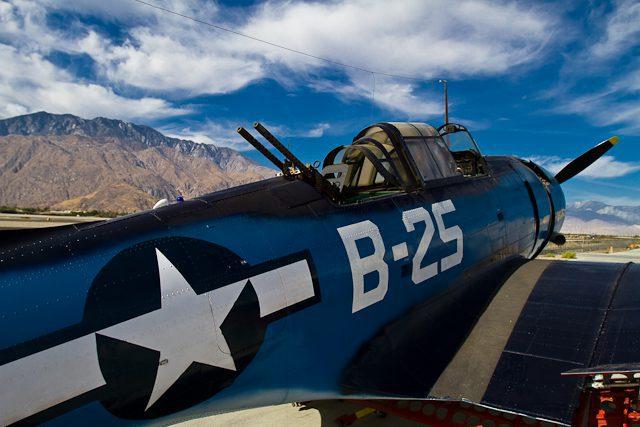 Palm Springs Air Museum B-52