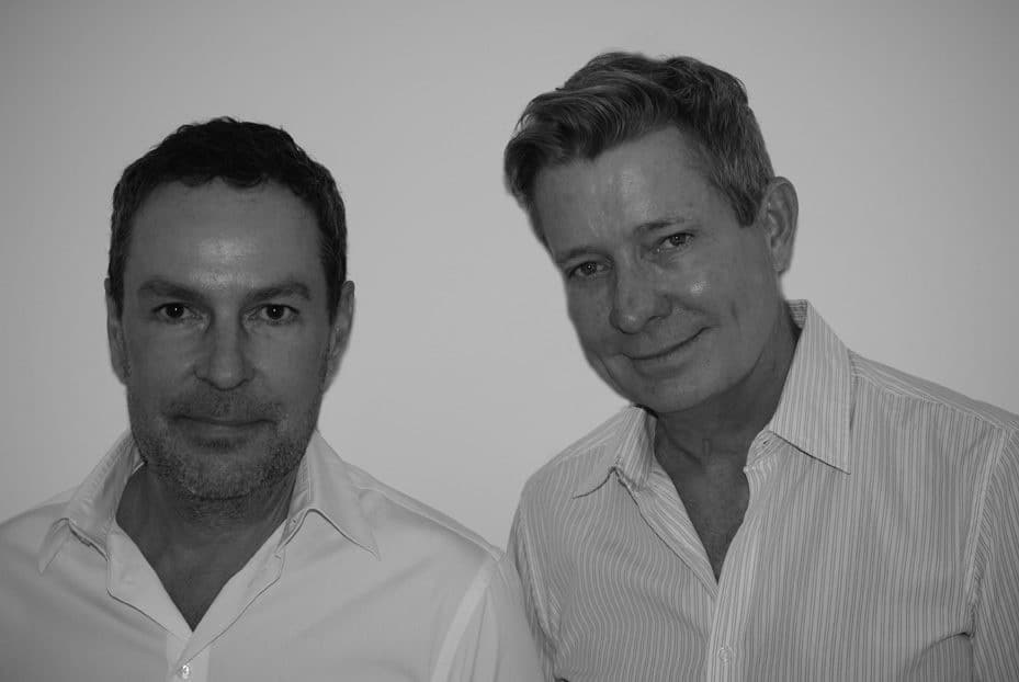 Brandon Hoskins and Stephen Wilson