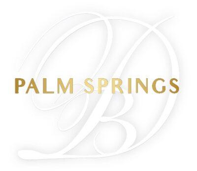 Diner en Blanc Palm Springs logo