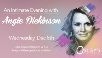An Intimate Evening With Angie Dickinson