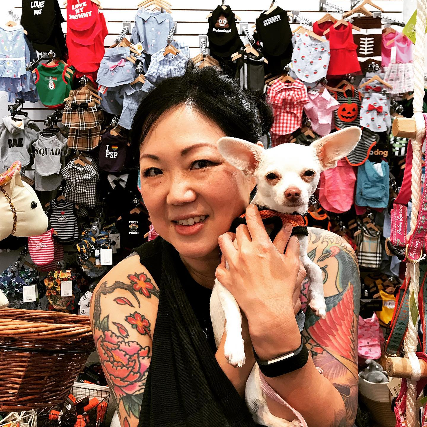 Cold Nose Warm Heart with Margaret Cho
