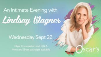 Lindsay Wagner flyer