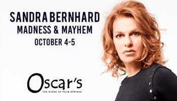 Sandra Bernhard: Madness And Mayhem