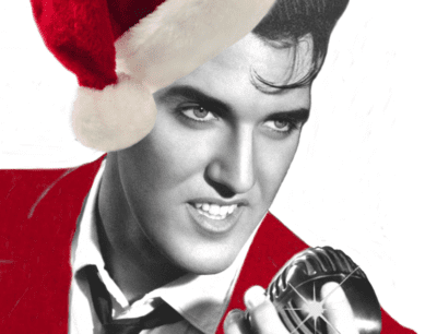 Elvis: Blue Suede Christmas - Scot Bruce