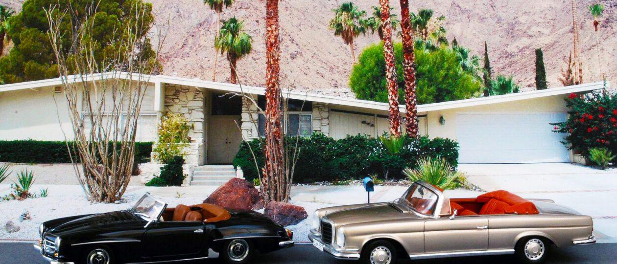 classic car midcentury