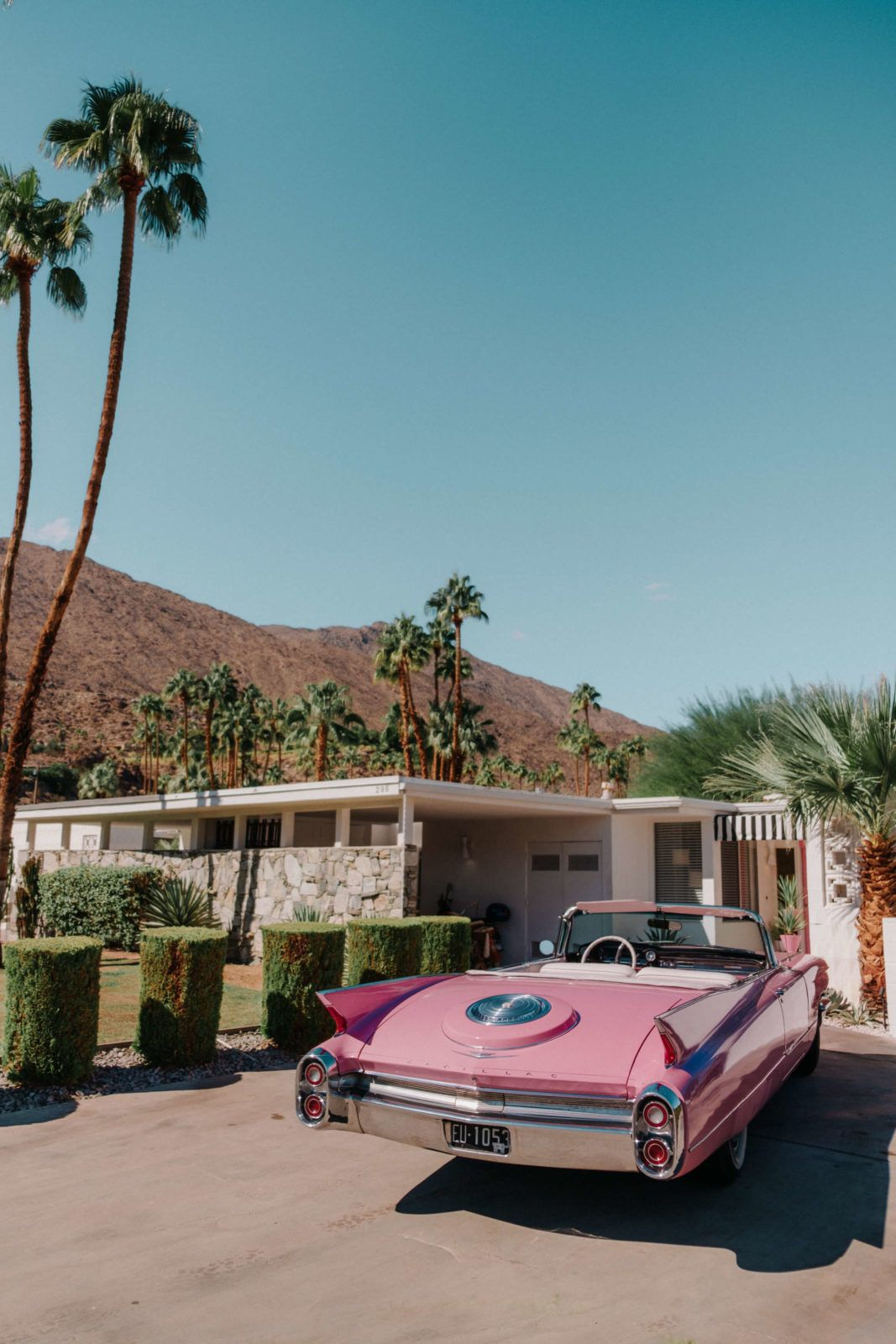 classic car palm springs