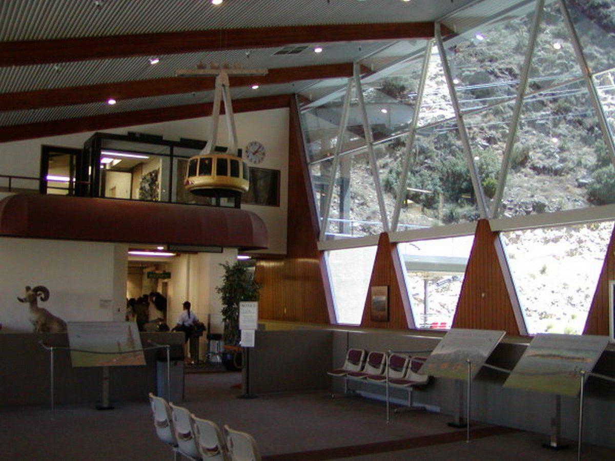 Albert-Frey-Plam-Springs-valley station