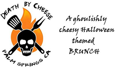 Death by Cheese logo