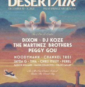 Desert Air flyer