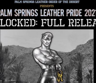 leather pride