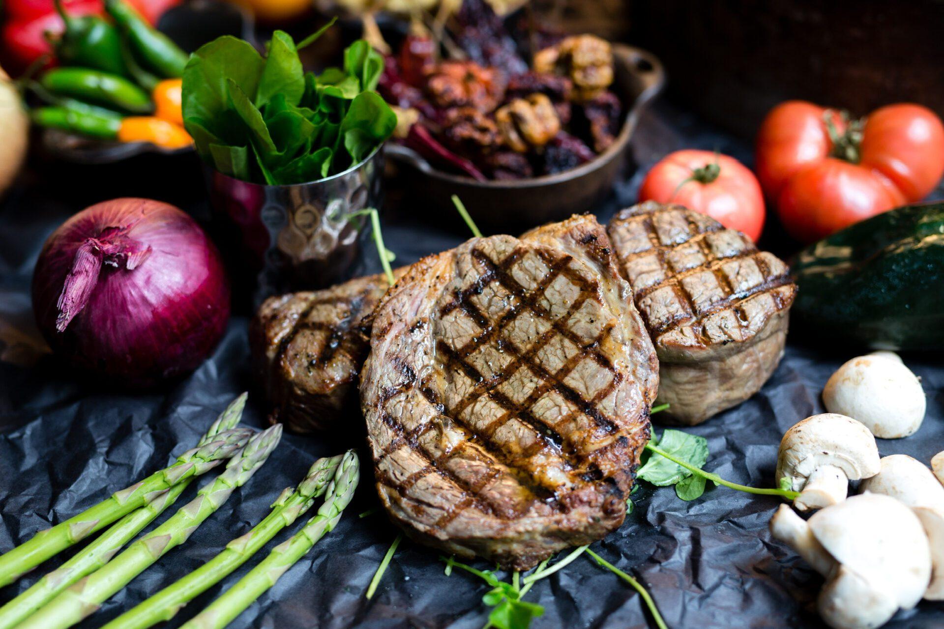 kaiser grill food shot