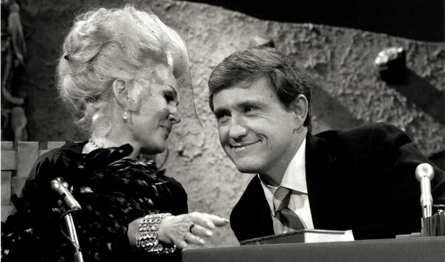 merv-griffin-show with zsa zsa gabor