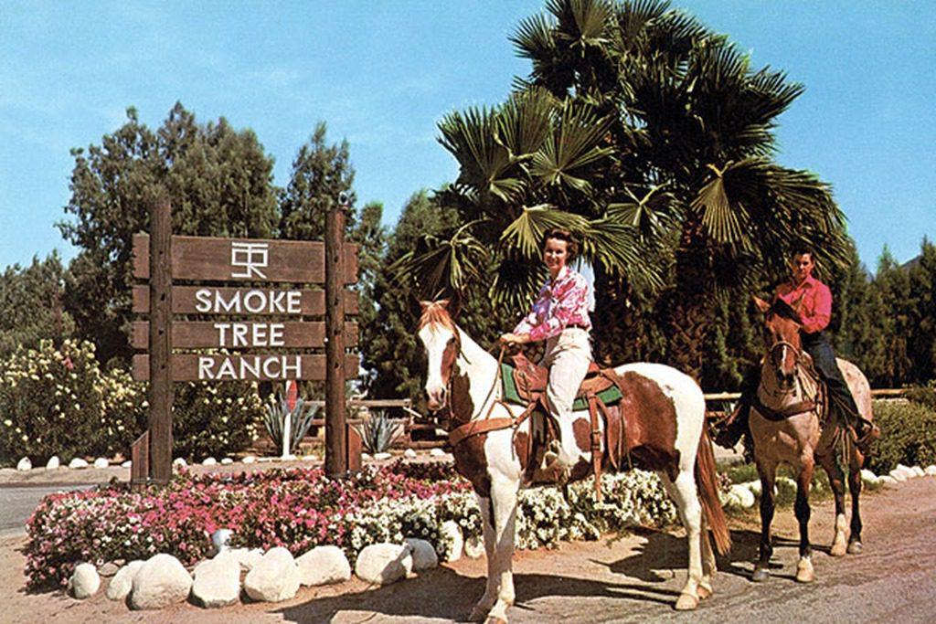 smoke tree ranch Horseback-riding