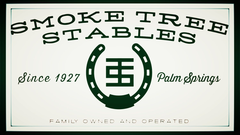 smoke tree stables logo