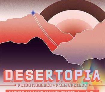 Desertopia flyer