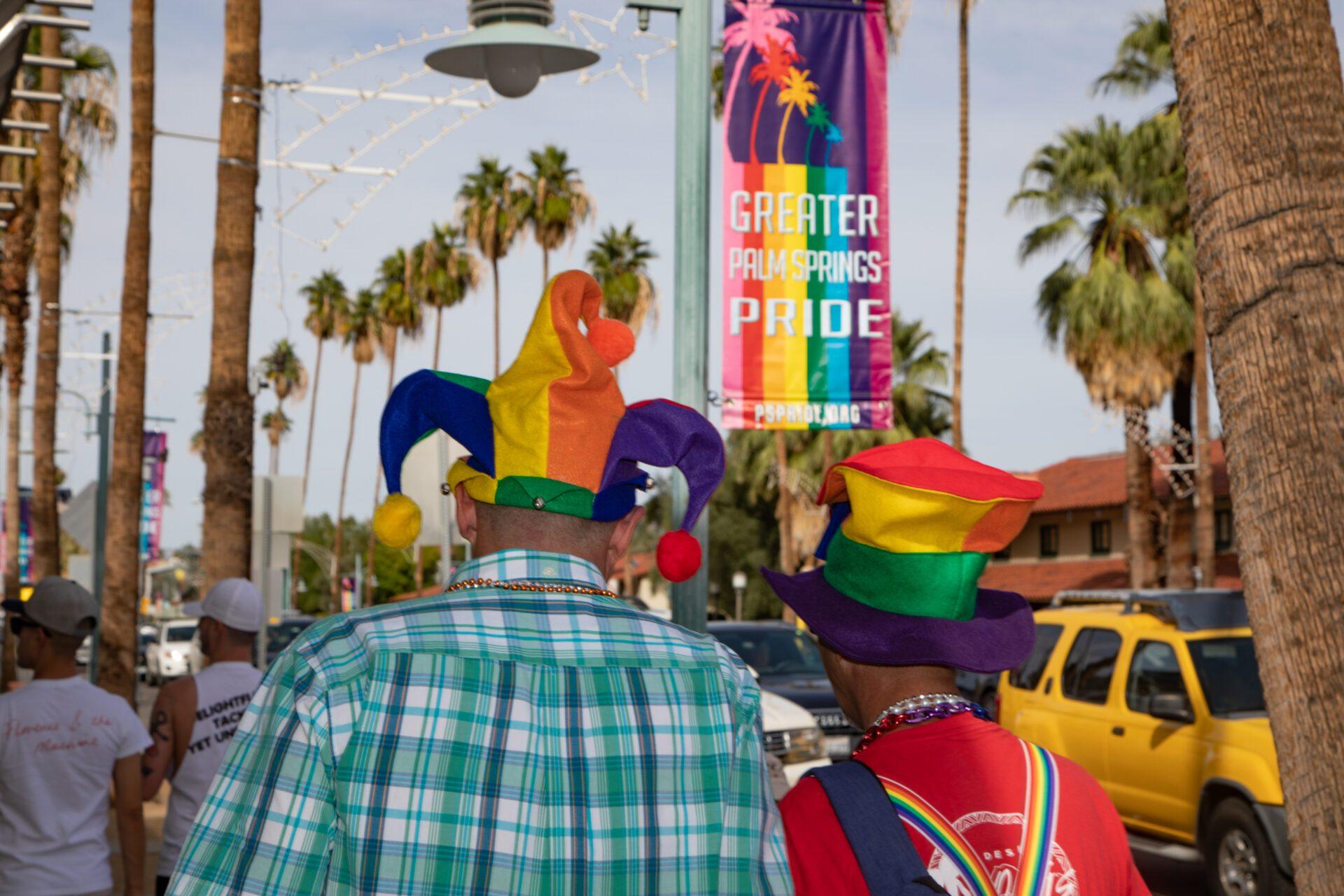 Lani Garfield - PhotosbyLani palm springs pride